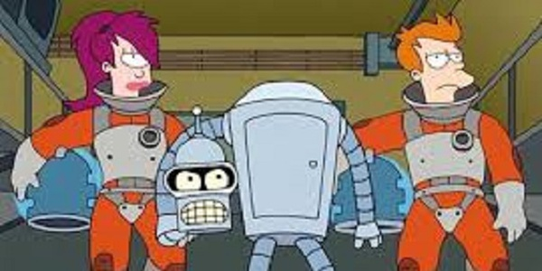 'Futurama' can now be appreciated on Netflix