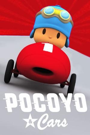 Pocoyo and Cars