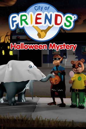 City of Friends: Halloween Mystery