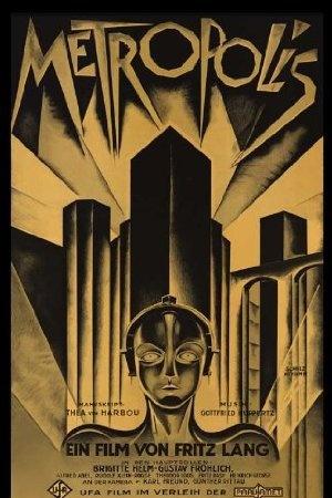 Giorgio Moroder Presents Metropolis