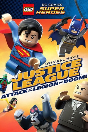 LEGO: Justice League vs The Legion of Doom