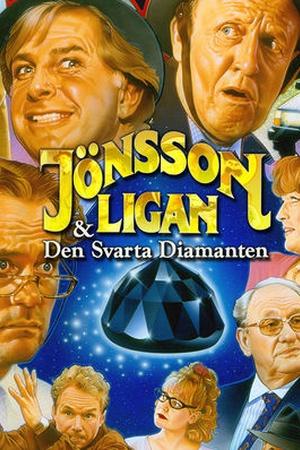 Jonssonligan och den svarta diamanten