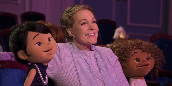 Julie Andrews and the Muppets now have a Netflix show