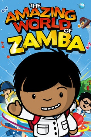 El asombroso mundo de Zamba