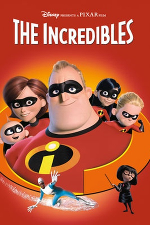 The Incredibles (Taiwan Version)