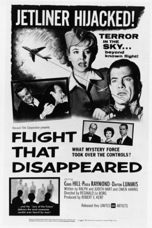 The Flight That Disappeared