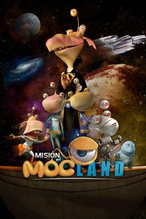 Misión en Mocland: Una aventura superespacial