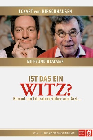 Hirschhausen und Karasek: Ist das ein Witz?