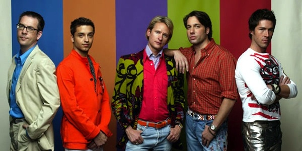 Netflix getting reboot of 'Queer Eye for the Straight Guy'