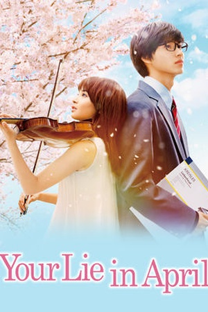 Your Lie in April: The Movie