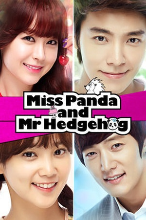 Miss Panda and Mr. Hedgehog
