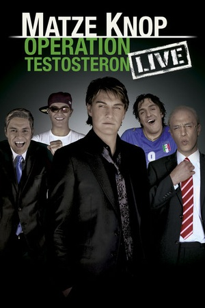 Matze Knop: Operation Testosteron - LIVE