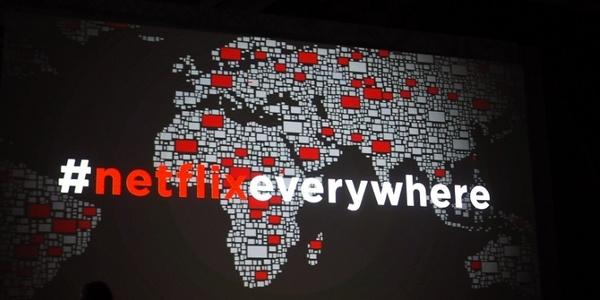 Como assistir Netflix de outros países?